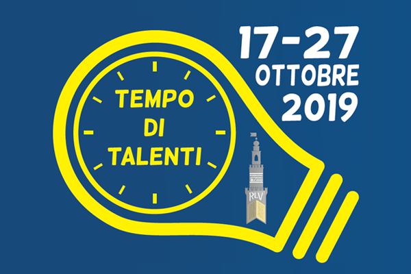 """""""Tempo di talenti"""". 18° rassegna letteraria a Vigevano"""